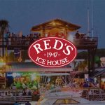 Red's Ice House, Shem Creek in Mount Pleasant, SC