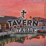Tavern & Table restaurant, Shem Creek in Mount Pleasant, SC