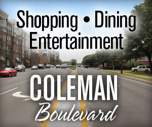 Visit the ColemanBoulvard.com website